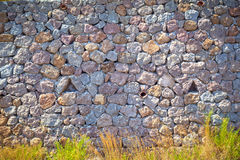 Picturesque wall Royalty Free Stock Images