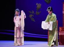 """Pida a """"the de la ópera de la reunión-Kunqu el  del oeste de Chamber†imagen de archivo"""