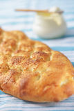 Pide bread Stock Photos