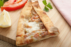 Pide Slice Stock Images