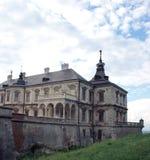 Pidhirtsi Castle Stock Photo
