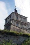 Pidhirtsi Castle Stock Image
