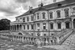 Pidhirtsi Castle, Lviv region, Ukraine Royalty Free Stock Photo