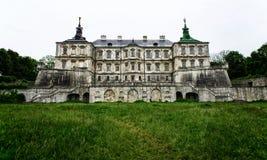Pidhirtsi Castle Stock Photography