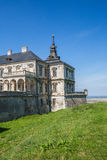 Pidhirtsi Castle Stock Photography