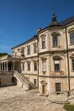 Pidhirtsi Castle Royalty Free Stock Photos