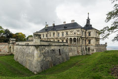 Pidhirtsi Castle, Ukraine Royalty Free Stock Photography