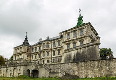 Pidhirtsi Castle, Ukraine Royalty Free Stock Images
