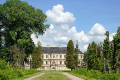 Pidhirtsi Castle, village Podgortsy, Renaissance Palace, Lviv re Stock Photos