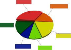 Pie Chart Stock Photos