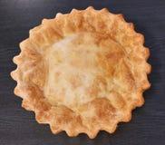 Pie cheese. Cake food desert isolate Stock Photo