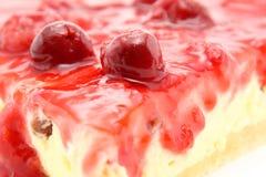 Pie close up Stock Image
