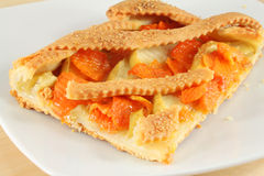 Pie Crostata Tart Royalty Free Stock Photos