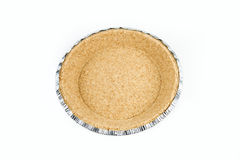 Pie Crust Royalty Free Stock Photo