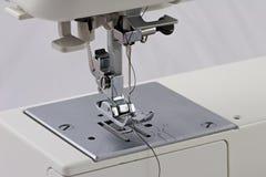 Pie de la máquina de coser fotografía de archivo libre de regalías