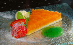 Free Pie From A Mango Stock Photo - 11987520