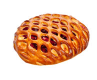 Pie with jam Royalty Free Stock Photography