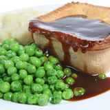 Pie and Mash Stock Photos