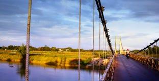 Pieśniowa Cau rzeka Obraz Royalty Free