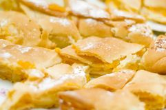 Pie With Pumpkin Royalty Free Stock Photo