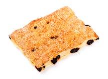 Pie With Raisins Royalty Free Stock Photos