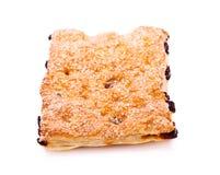 Pie With Raisins Stock Image