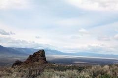 Pie Sage Wilderness Fotografía de archivo libre de regalías