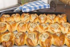 Pie snack Stock Image