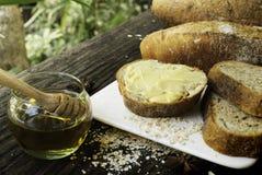piec chlebowy świeżo tradycyjny Zdjęcia Stock