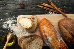 piec chlebowy świeżo tradycyjny Fotografia Royalty Free