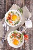 Piec jajko obrazy stock