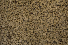 Piec Kawowych fasoli tekstury tło Zdjęcie Stock