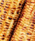 Piec kukurydzana tapeta Obraz Stock