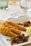 piec kurczak Fotografia Stock
