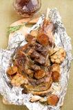 piec mięso Zdjęcia Royalty Free