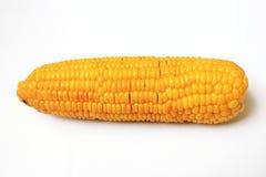 Piec na grillu kukurudza Obraz Royalty Free