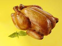 Piec na grillu kurczak Zdjęcie Stock