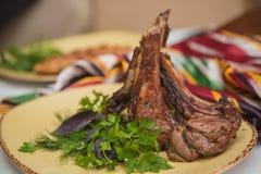 Piec na grillu Mięśni Foods Zdjęcie Royalty Free