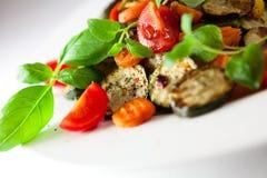 piec warzywa Fotografia Stock