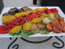 piec warzywa Zdjęcie Royalty Free