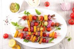 Piec warzywo Zdjęcie Stock