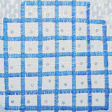 Piece of an African embroidered fabric (cotton) Stock Photography