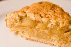 Piece of apple pie Royalty Free Stock Photo