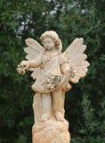 Piece of art - statue of an angel