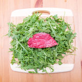 Piece of beef fillet Stock Photography