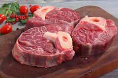 Piece of beef Royalty Free Stock Images