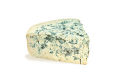 Piece of blue cheese Stock Photography