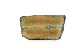Piece of brass artefact Stock Image