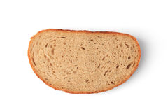 Piece of bread Stock Photography