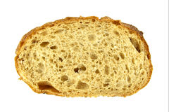 Piece of bread Royalty Free Stock Photos